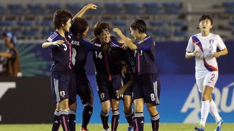 ヤングなでしこ サッカー日本代表 史上初銅メダル U-20女子ワールドカップ授賞式 銅メダリスト 数々の受賞 柴田華絵