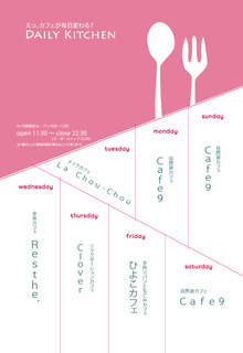 daily kitchen 店長のブログ