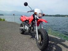 $佐渡バイク日和。