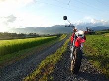 佐渡バイク日和。