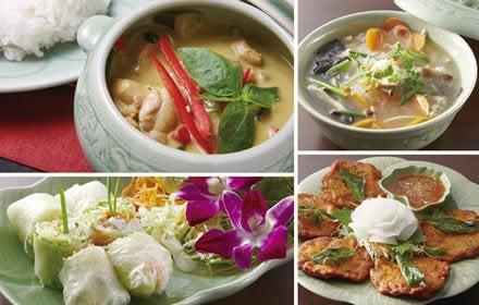 タイ料理レストラン トゥンテン 今月のお勧め!-スワイコース
