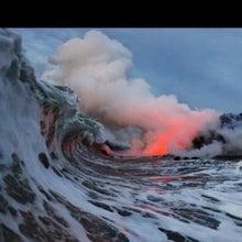 HopTongのブログ-Hawaii Fire meets water
