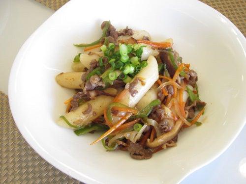 韓国料理食事会