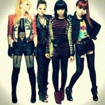 2NE1コンサート‼
