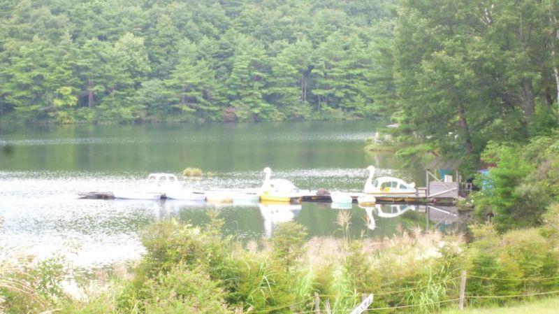保古の湖、根の上湖 偵察 | ワカサギ 快適生活