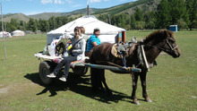 Mongolia Horse Trekking Centerのブログ