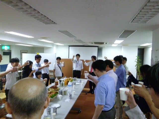 数学を学ぶ方なら必見!和(なごみ)代表堀口のブログ-桜井進先生講演会懇親会
