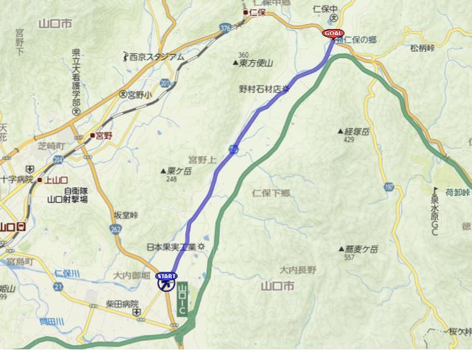 お気楽自転車生活-新男爵コース