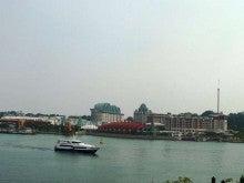 $正賀流のブログ-シンガポール河