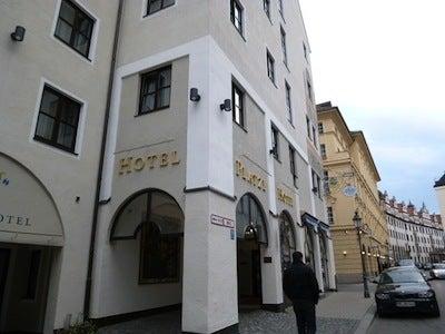 ホテルプラッツル