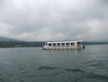 山中湖 ワカサギ 釣り