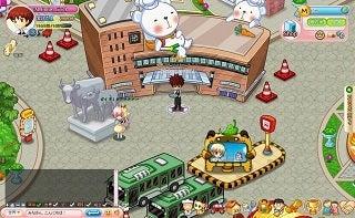 無料ブラウザゲーム-わくわくレストラン Waku Waku Restaurant game