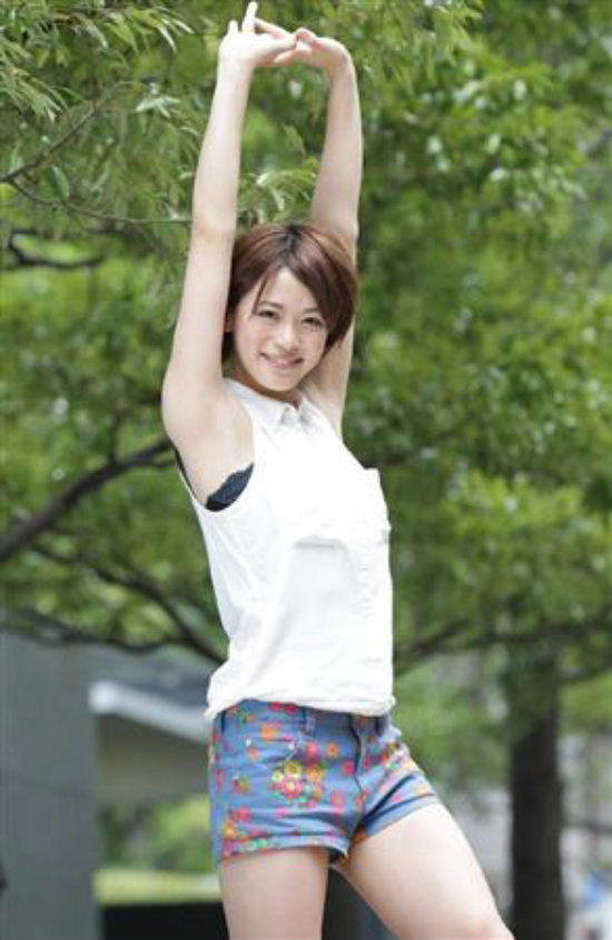 腕をのばす坂田梨香子