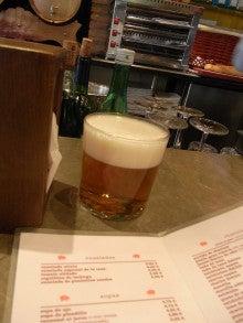世界家庭料理の旅のブログ-ビールをこぼす