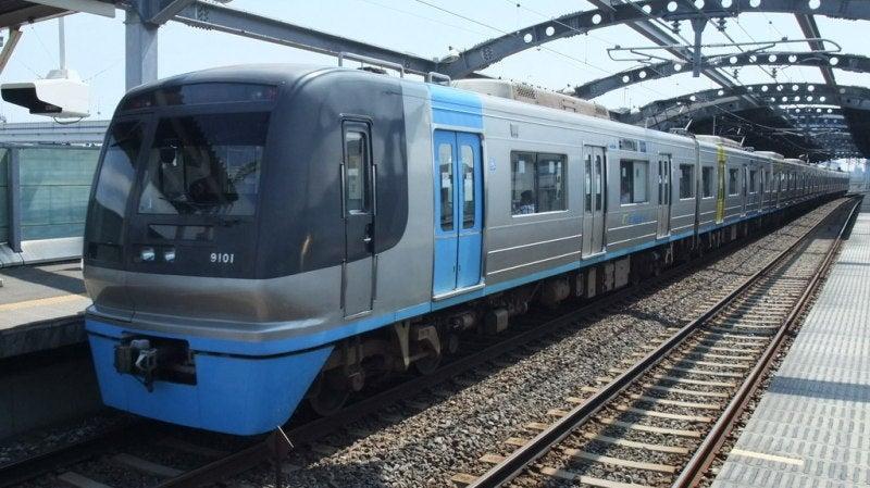 千葉NT鉄道9100形