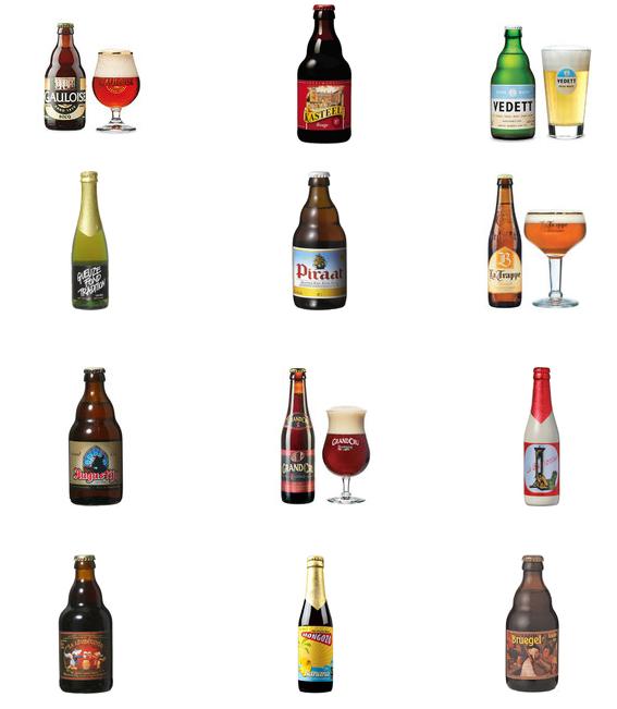 特選街情報 NX-Station Blog-ベルギービール