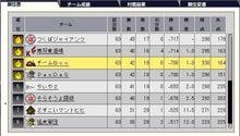 仙一郎のやきゅつく日記-順位5日目