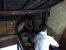 京町家を買って改修する男のblog-1続土壁中塗仕上2