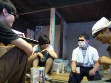 京町家を買って改修する男のblog-1続土壁中塗仕上3