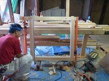 京町家を買って改修する男のblog-囲炉裏