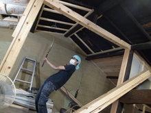 京町家を買って改修する男のblog-前の日10