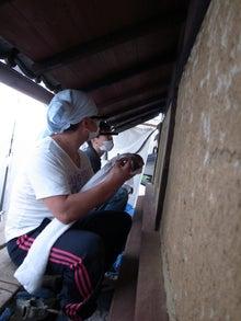 京町家を買って改修する男のblog-1紅殻油拭2