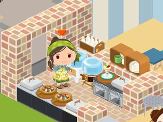 【戯れ言】ピグライフ日記-ピグカフェ厨房