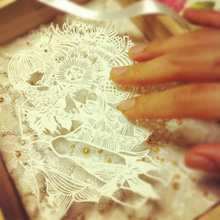 $■切り絵作家 hanaの日記■