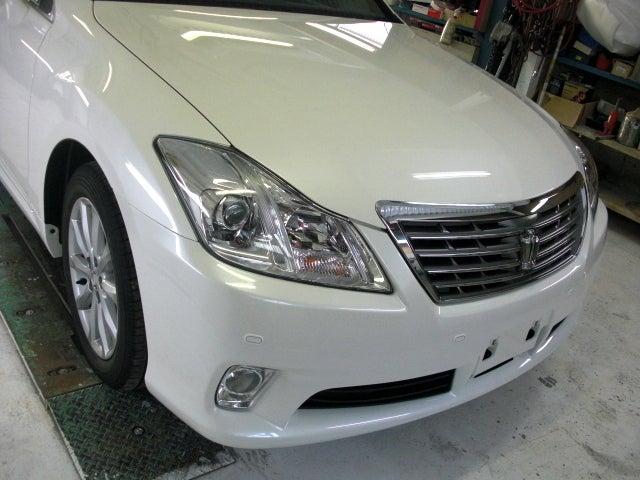 京都の女職人が書く車のブログ☆★-トヨタ カーコーティング