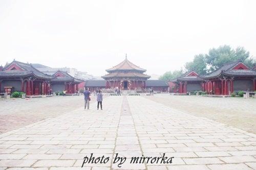 中国大連生活・観光旅行ニュース**-瀋陽故宮