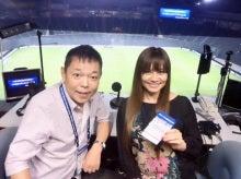 $アイリーン&エリカオフィシャルブログ「双子ハーフ☆セレブモデルMC」 by Ameba-soccer