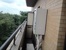 電気温水器、小型電気温水器、エコキュート、ガス給湯器の水道設備ブログ-ガス給湯器交換工事 埼玉県久喜市