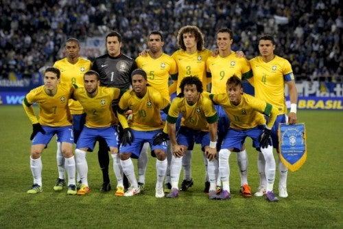 サッカー日本代表 ヨーロッパ 海外遠征 10月フランス・ブラジル戦
