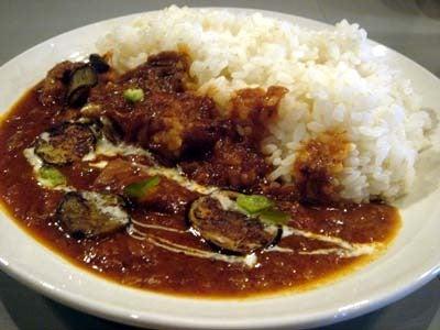 """氷見じゃん店長の""""食いしん坊日記""""-curry"""