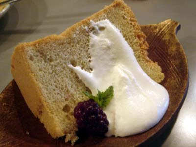 """氷見じゃん店長の""""食いしん坊日記""""-cake"""