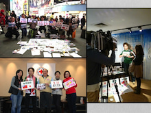 FAITH Cafe 公式ブログ-台湾での活動(今年3月)