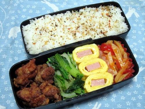 青梗菜ナムル