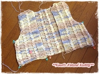 かおりのNatural Knitting-Celesteのボレロ-03