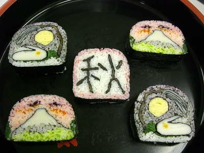 ★飾り巻き寿司オフィシャルブログ!飾り巻寿司インストラクター資格の寿司インストラクター協会★