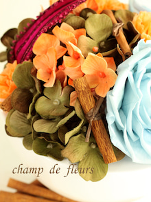 山梨 昭和町 プリザーブドフラワー教室&カラーセラピスト 花とカラーで心の癒し