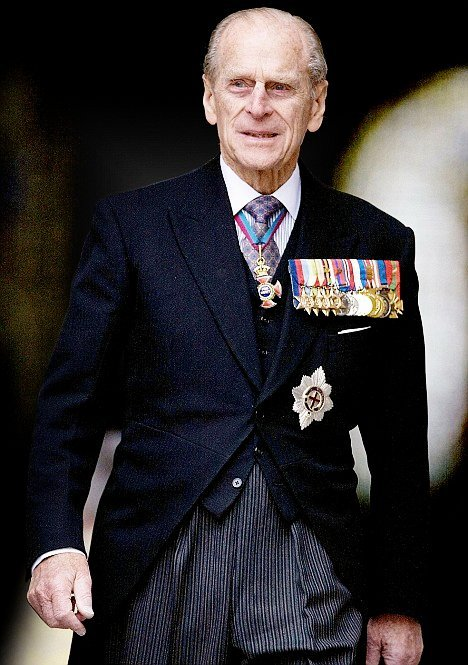 ~My crush is~Prince Philip ♔ Duke of Edinburghコメント