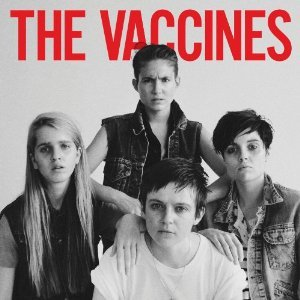 SNOW BLIND WORLD-Come of Age The Vaccines