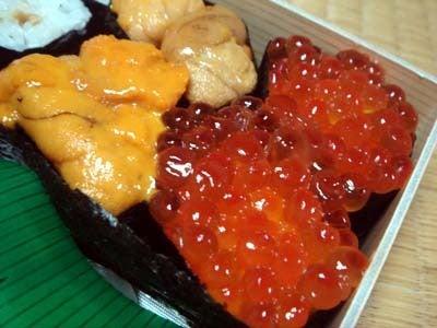 """氷見じゃん店長の""""食いしん坊日記""""-sushi"""