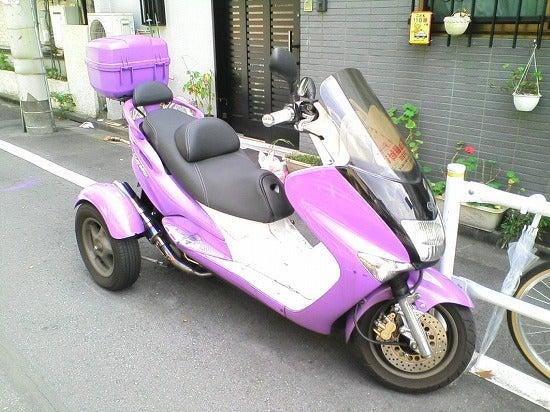 ほぼ週刊チョロQ通信-三輪車1