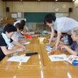 裂き織り教室♪