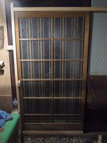 京町家を買って改修する男のblog-16織屋建玄関