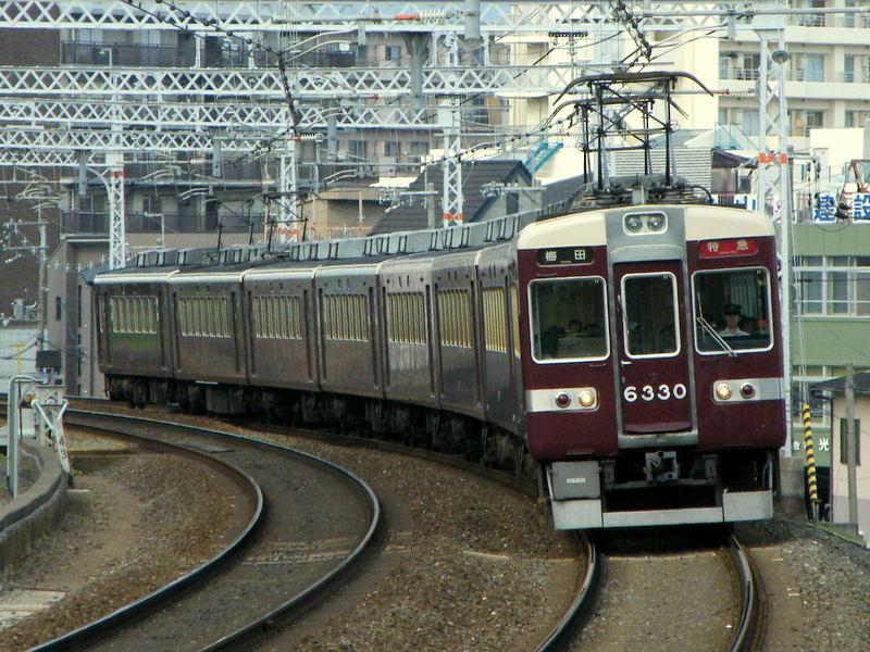 阪急特急6330系