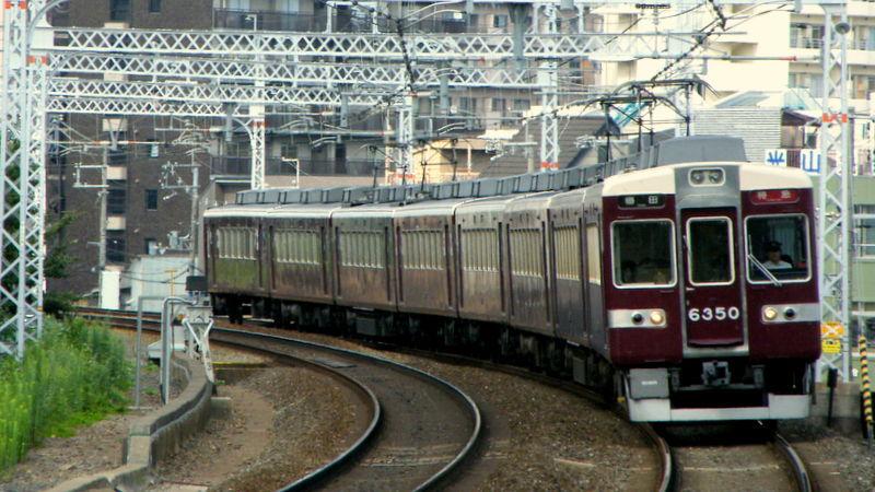 阪急特急6300系
