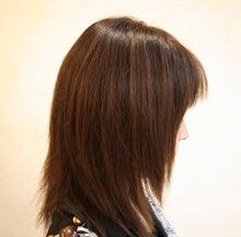 $Shin's Blog-1ヶ月後の毛髪の状態