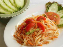 タイ料理店 ドゥワンディー -ソムタム